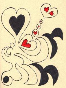 18 hearts