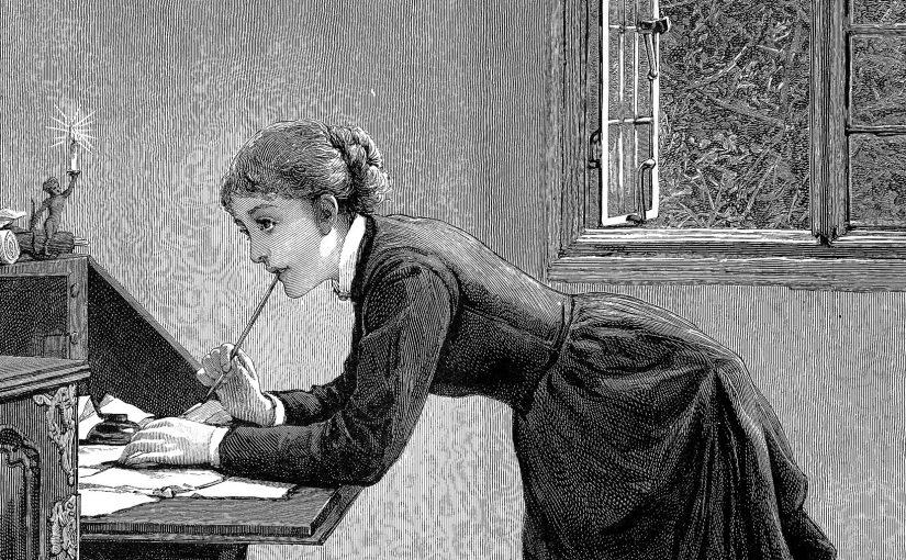 Dickinson – 'I am a poet'