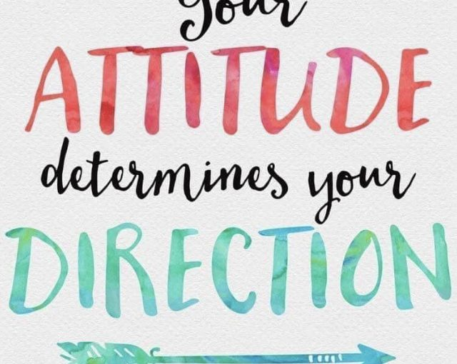 Positive attitude vs positive thinking