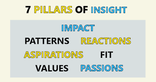 7 Pillars of Insight