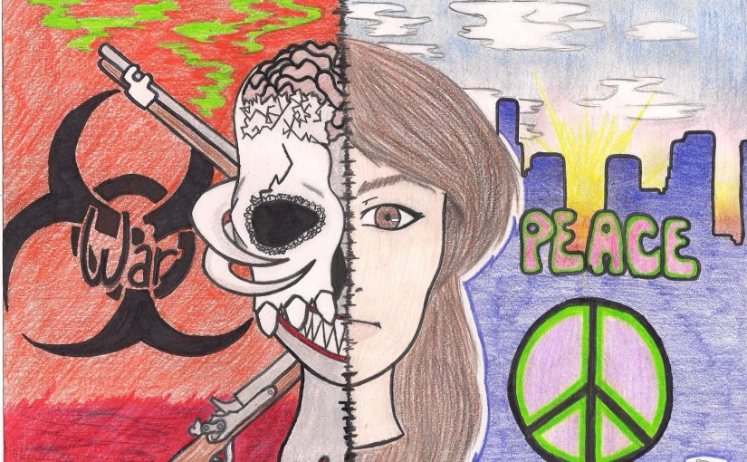 A non-political political statement aka Find peace within