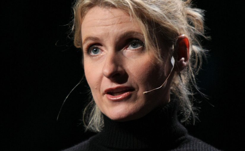 Your elusive creative genius, Elizabeth Gilbert