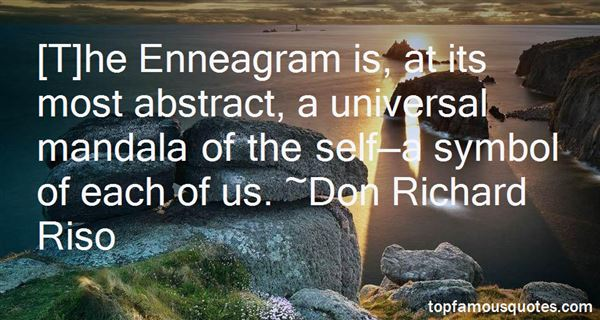 The System of Enneagram