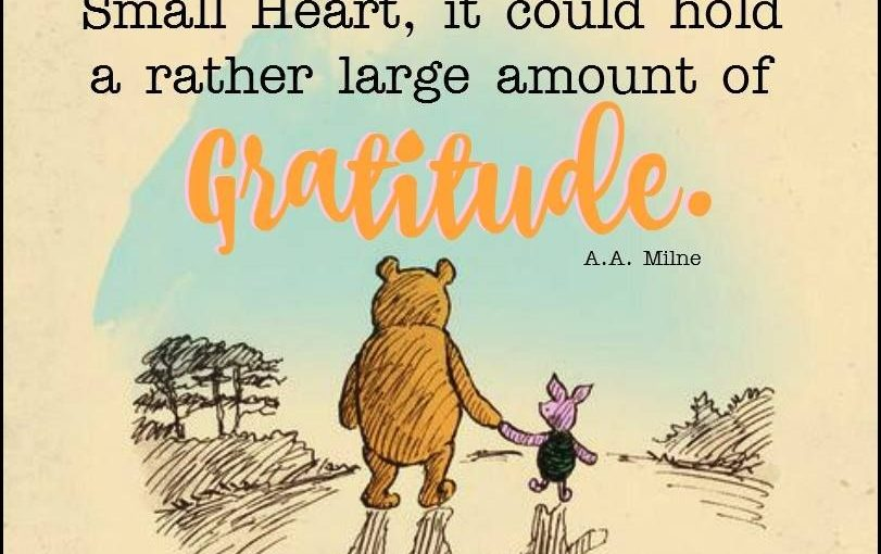 Gratitude, a short film
